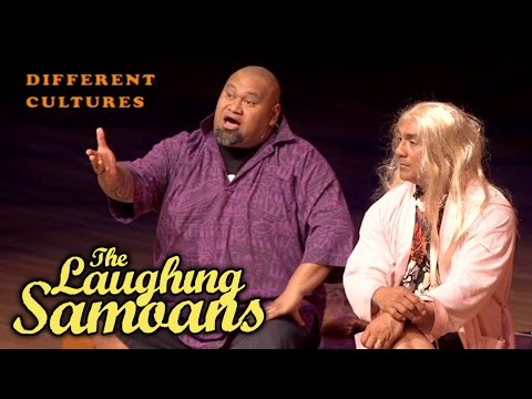 "The Laughing Samoans - ""Different Cultures"" from Funny Chokers"