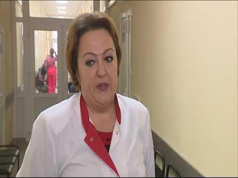 Центральная городская больница объединила отделения женской консультации в одном здании