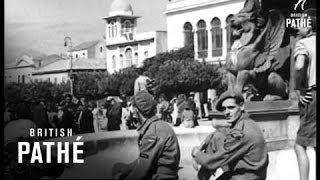 British Soldiers In Greece (1940-1945)