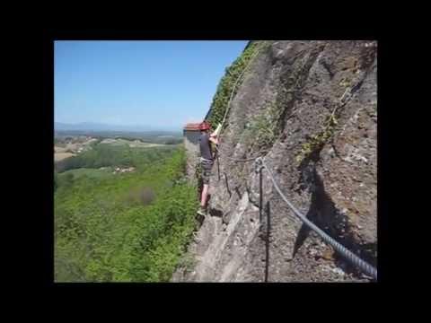 Klettersteig Riegersburg : Leopold klettersteig riegersburg erweiterung bis eselsteig