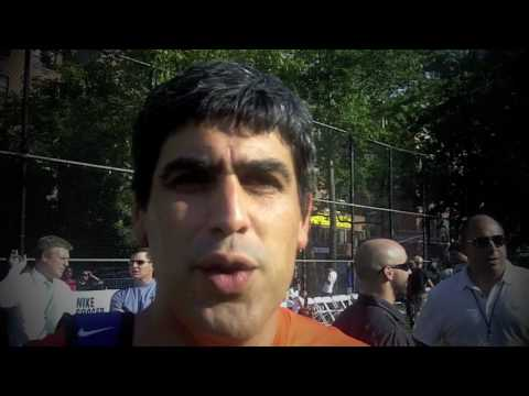 Claudio Reyna on U.S. Win over Algeria