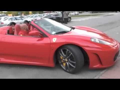 Ferrari F430 Scuderia Convertible Youtube