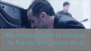 Camila - Decidiste Dejarme Letra Y Video Oficial HD