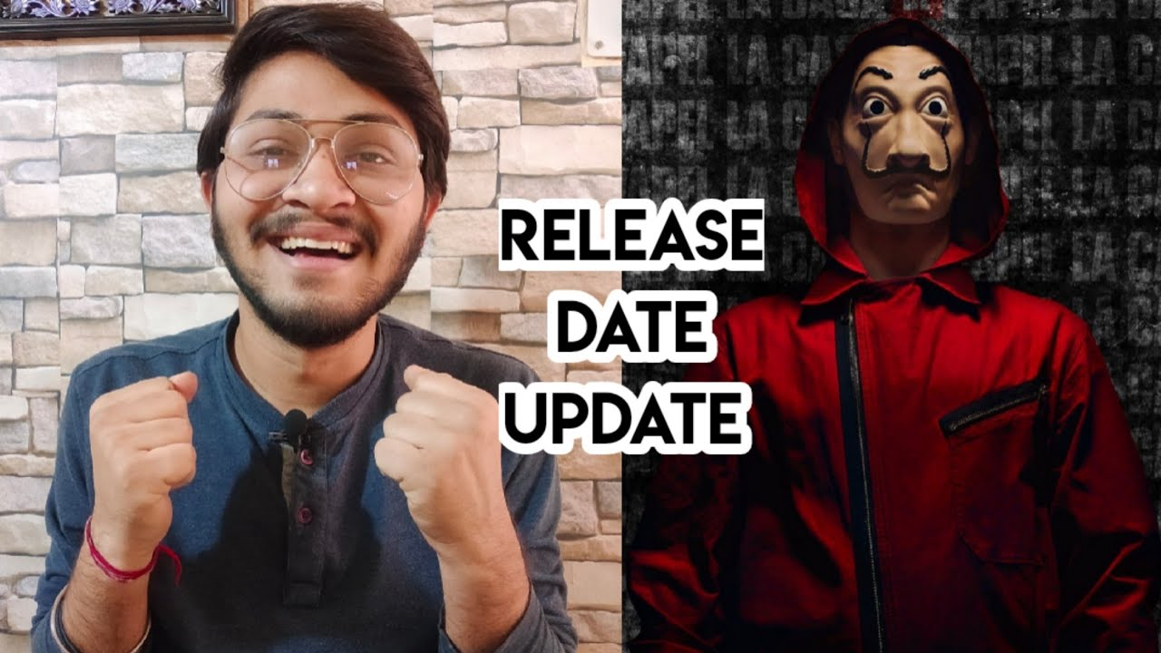 Download Money Heist Season 5 Release Date Update | Money Heist Season 5 Release Date | Netflix