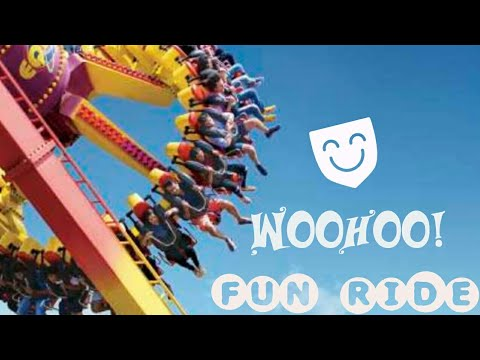 Try this fun Ride with your best friends  ! Must watch
