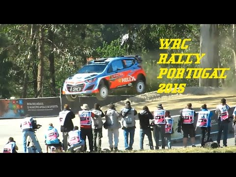 WRC Rally Portugal 2015 (Pure Sound) HD