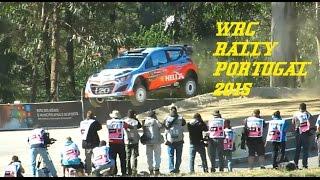 WRC Rally Portugal 2015 (Pure Sound) HD