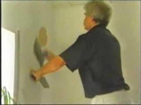 Sajade rev tement mural biologique part1 youtube - Revetement mural isolant phonique ...
