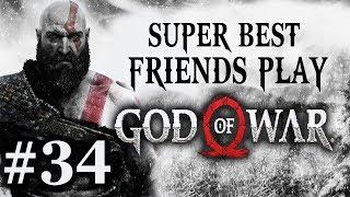 Super Best Friends Play God of War (Part 34)