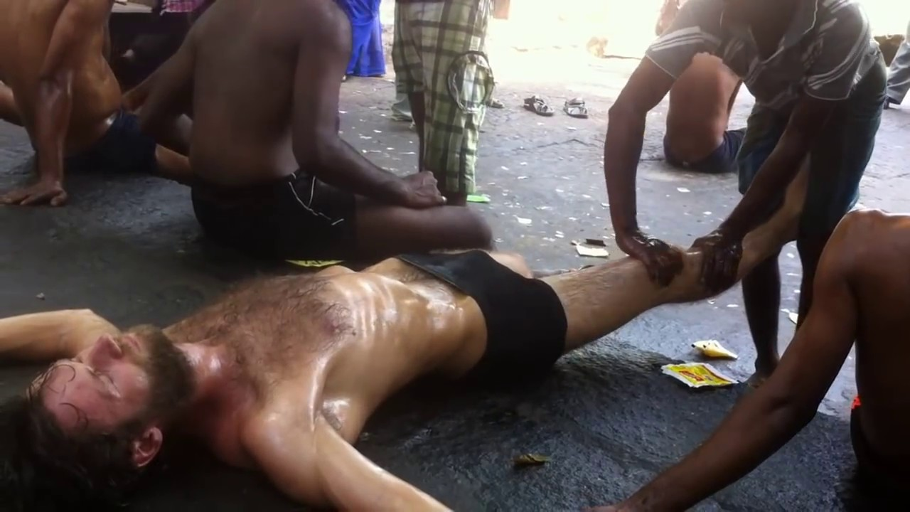 Gay Boner Massage