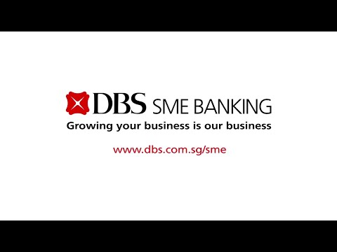 DBS SME Banking – Working Capital Financing Solutions