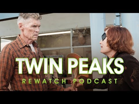Twin Peaks S3 Ep. 15 Discussion (Twin Peaks Rewatch Podcast)
