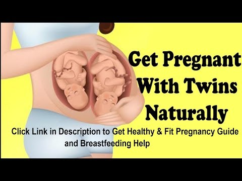 Best Ways To Get Pregnant With Twins Naturally🙍♂️🐣