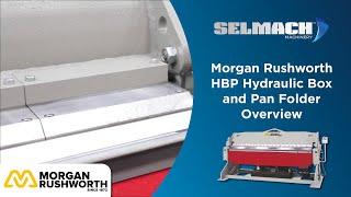 The Morgan Rushworth hydraulic HBP range provide powerful folding w...