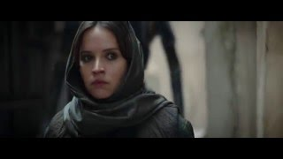 Rogue One : A Star Wars Story - Première bande-annonce (VF)
