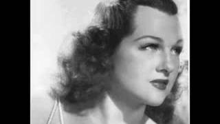 Jo Stafford A Foggy Day 1956