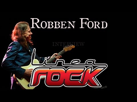 Robben Ford interview @Linea Rock