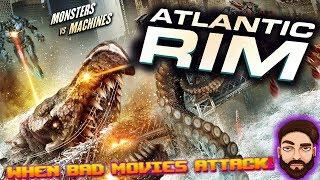 Atlantic Rim (2013) Review | The Asylum