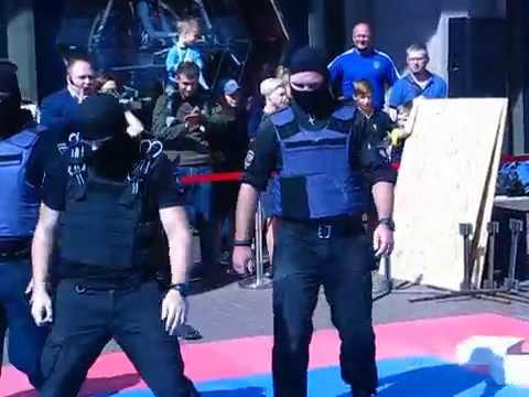 Поліцейський хортинг. Спецпідрозділ