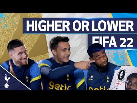 Reggy gets PRANKED on his FIFA 22 ratings! Reguilon, Doherty and Tanganga ratings reveal!