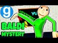 Brand New Baldi's Detective! Baldi's Basics in Education and Learning! Gmod Garry's Mod w/Subs #1