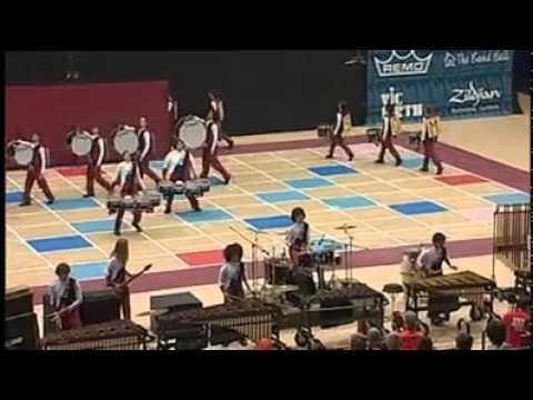 los banos high school winter drumline 2010 scrabble