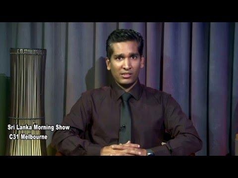 INTERVIEW with Shavini Fernando #WalkWithShavi