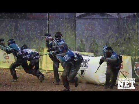 Dynasty vs Impact - Pro Paintball Finals Match | 2016 NXL Las Vegas Open | Inside the Net™