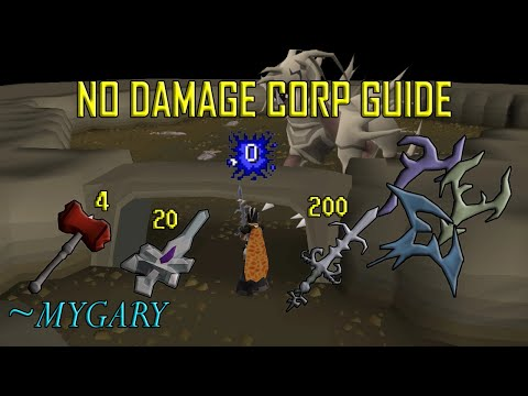 [OSRS] Corp Beast Guide (No Damage)