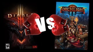 Diablo 3 vs Torchlight 2