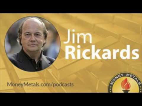 James Rickards: China Disaster to Trigger Gold Run ...