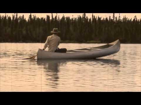 Le fleuve Yukon  en canoë ( Canoë Canada, kayak Canada, Trek Canada, Kanu kanada, Canoeing Canada,)