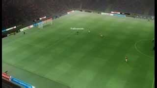 Fabianski Wonder Goal Paris Saint-Germain vs Arsenal