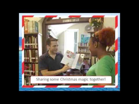 Nassau Public Library, New Providence, The Bahamas - Crazy Coconut Christmas Chronicles