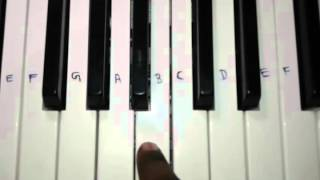 Janam Janam (Dilwale) Song Piano Tutorial How To Play