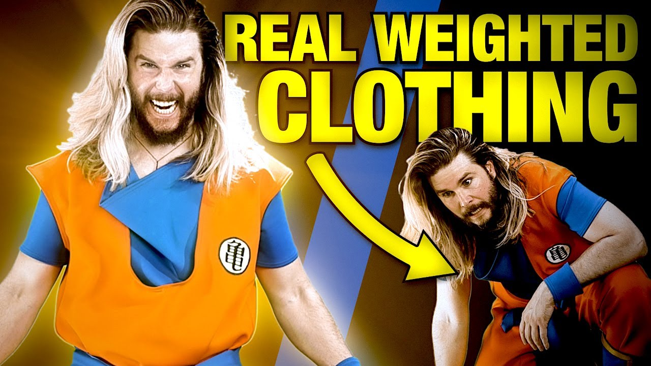 Do Goku's Weighted Clothes Work?
