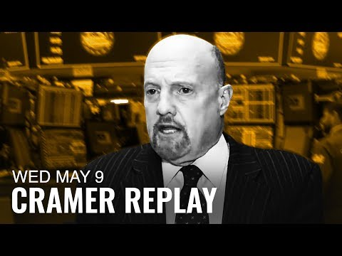 Jim Cramer on Oil, Occidental Petroleum, Bausch Health and Etsy