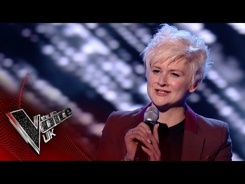 Georgie Braggins performs 'Every Time We Say Goodbye': Blind Auditions 2 | The Voice UK 2017