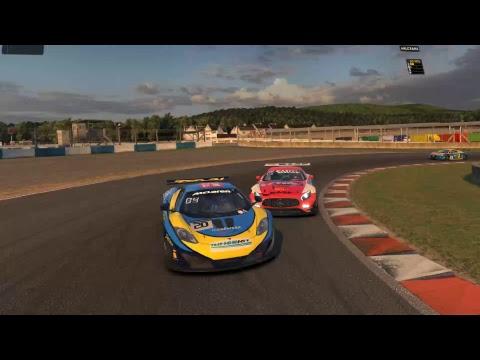[iRacing] Blancpain GT sprint [okayama]