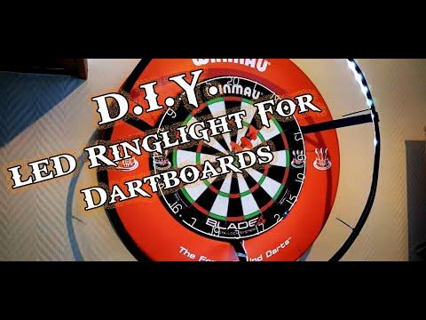 DIY Dartboard Ringlight