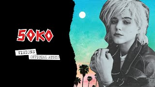 SOKO :: Visions (Official Audio)