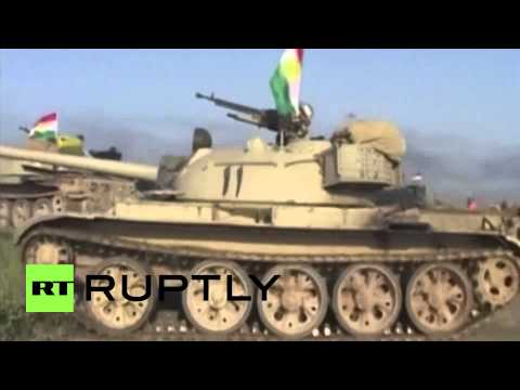 Iraq: Kurdish forces retake new areas south of Kirkuk