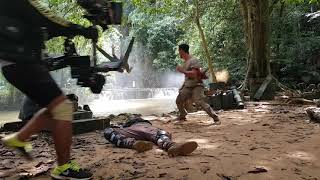 The making of Baaghi 2 part 2 (Roman Khan Action&stunts)
