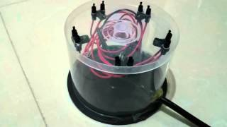 World's First Powerful CD Box Air Purifier, Ionizer, Ion Generator (DIY)