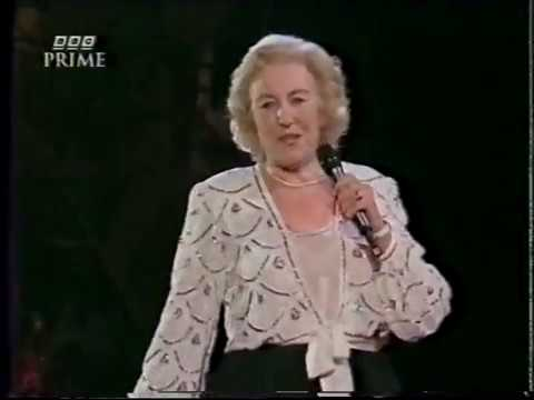 Vera Lynn in 1995 - VE-day 50 years