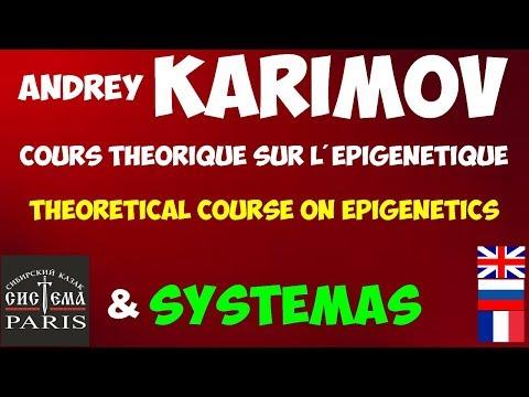 KARIMOV EPIGENETIQUE streaming vf