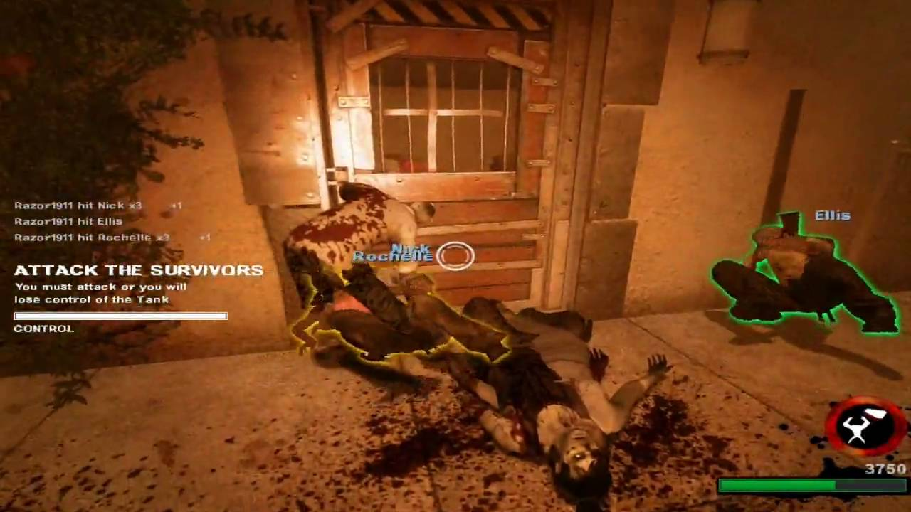 Left 4 dead 2 how to play as infected in single player