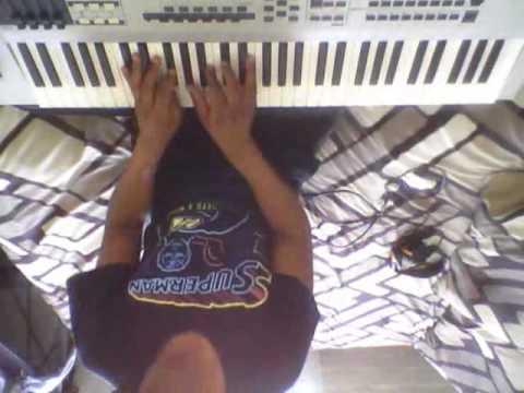 Khaya Mthethwa Ushilo Wena Piano Cover.tutorial (key E)