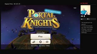 Portal Knights: Gameplay #2 Portal Traveler