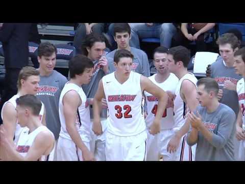 2016-11-19 Wheaton College Mens Basketball vs Heidelberg University